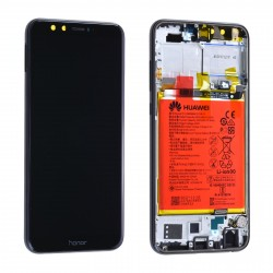 Écran complet Honor 9 Lite Huawei Noir 02351SNN