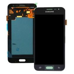 Écran complet J3 2016 J320 Samsung Noir GH97-18414C