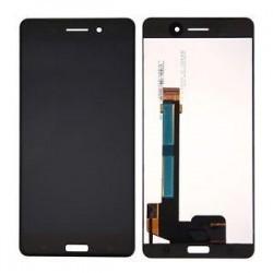 Écran complet Nokia 6.1 Noir 20PL2BW0001
