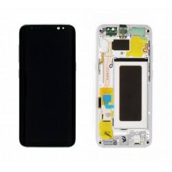 Écran complet S8 G950 Samsung Gris GH97-20457B