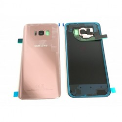 Face Arrière Galaxy S8+ G955 Samsung Rose GH82-14015E
