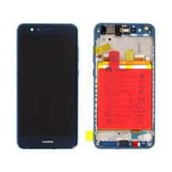 Écran complet P10 Lite Huawei Bleu 02351FSL