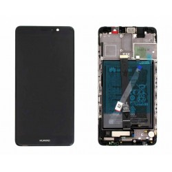 Écran complet Mate 9 Huawei Space grey / Black 02351BDD