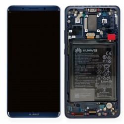 Écran complet Mate 10 Pro Huawei Bleu 02351RVH