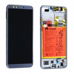 Écran complet Honor 9 Lite Huawei Grey 02351SNR