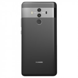 Face Arrière Mate 10 Pro Huawei Grey 02351RWG
