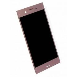 Écran complet Xperia XZ1 Sony Rose 1309-6836