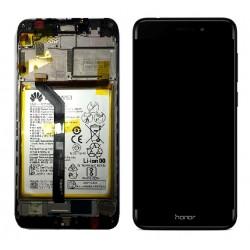 Écran complet Honor 6C Pro Huawei Noir 02351LNC