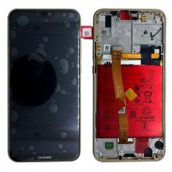 Écran complet P20 Lite Huawei Gold 02351WRN