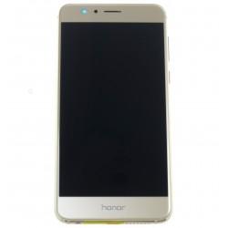 Écran complet Honor 8 Lite Huawei Gold 02351DYP