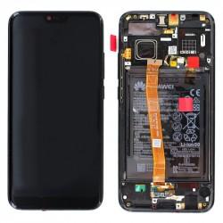 Écran complet Honor 10 Huawei Noir 02351XBM