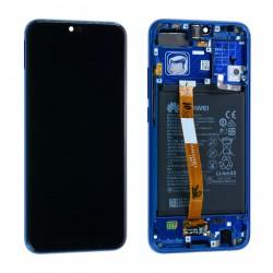 Écran complet Honor 10 Huawei Bleu 02351XBP