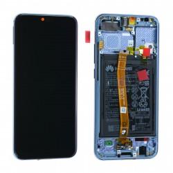 Écran complet Honor 10 Huawei Grey 02351XAE