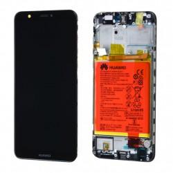 Écran complet P Smart Huawei Noir 02351SVJ
