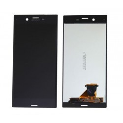 Écran complet Xperia XZ F8331 / F8332 Sony Noir 1304-9084
