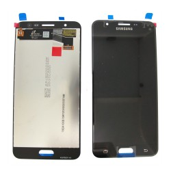Écran complet J7 Prime G610 Noir Samsung GH96-10367A