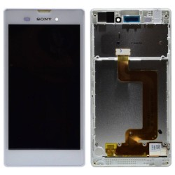 Écran complet Xperia T3 Sony Blanc F/191GUL0006A