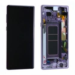 Écran complet Note 9 N960 Samsung Purple GH97-22269E