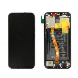 Écran complet Mate 20 Lite Huawei Noir 02352DKK