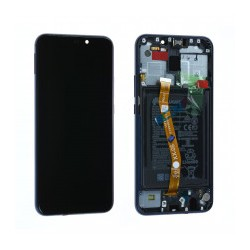 Écran complet Mate 20 Lite Huawei Bleu 02352DKM