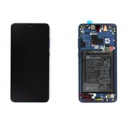 Écran complet Mate 20 Huawei Bleu 02352FQM