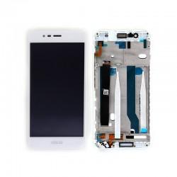 Écran complet Zenfone 3 Max ZC520TL Blanc 90AX0087-R20010