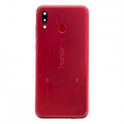 Face Arrière Honor Play Huawei Rouge 02352DMG