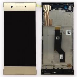 Écran complet XA1 G3121 / XA1 Dual G3112 Sony Gold 78PA9100120