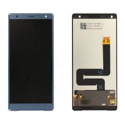 Écran complet Xperia XZ2 Sony Vert 1313-1174