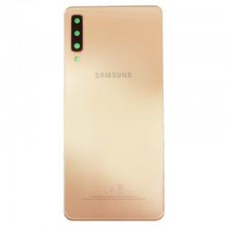 Face Arrière Galaxy A7 2018 (A750F) Samsung Gold GH82-17833C