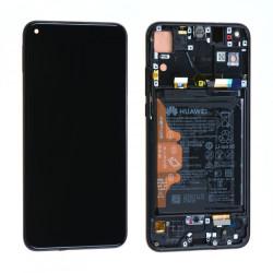 Écran complet Honor View 20 Huawei Noir 02352JKP