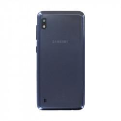 Face arrière A10 A105F Samsung Noire GH82-20232A