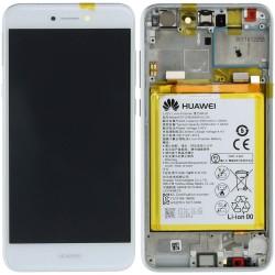 Écran complet P8 Lite 2017 Huawei Blanc
