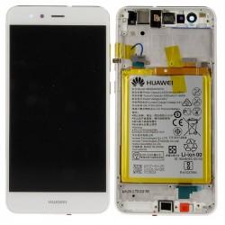 Ecran complet P10 Lite Huawei Blanc