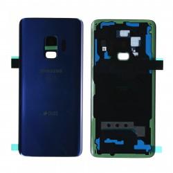 Face Arrière Galaxy S9 G960 Samsung Bleue GH82-15875D