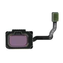 Bouton Home Violet Galaxy S9 / S9 + (G960/G965F) GH96-11479B